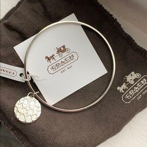 Brand new coach bracelet
